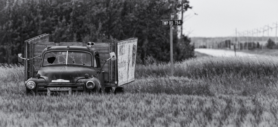 Nampa - Grain Truck 1