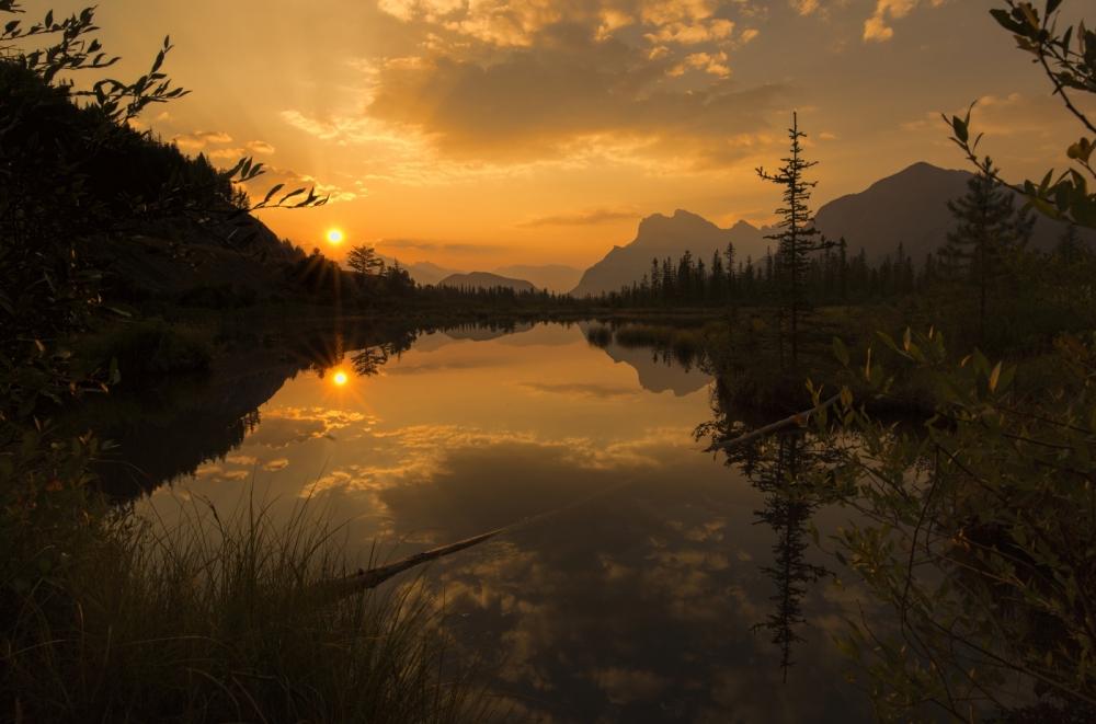 Vermilion Lakes - Banff, Alberta 1