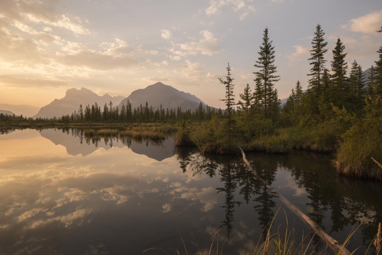 Vermilion Lakes - Banff, Alberta 2