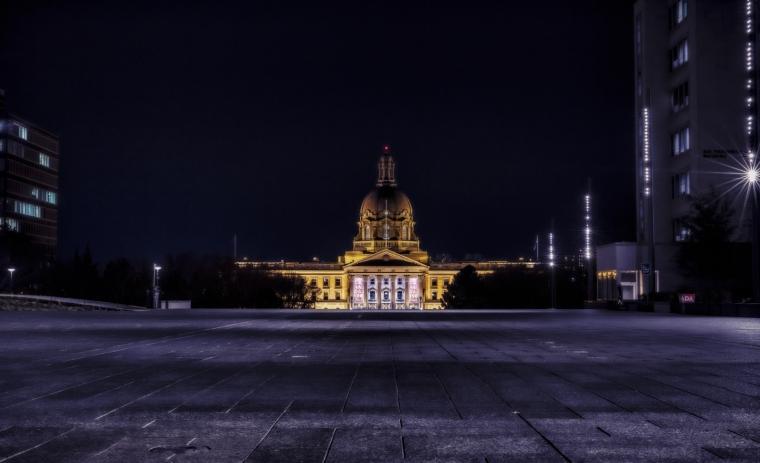 Alberta Legislature Building - 2