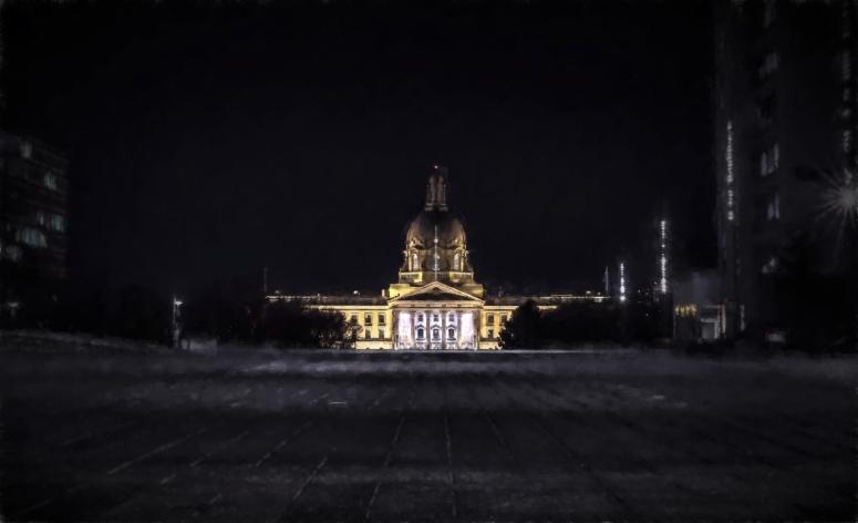 Alberta Legislature Building - 3