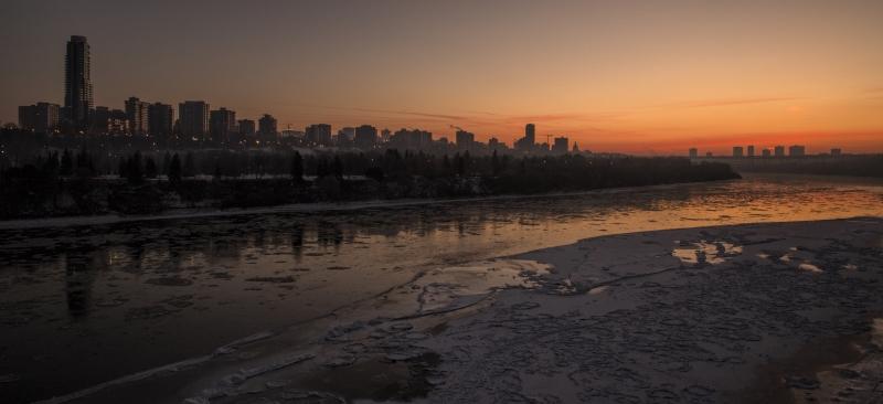 Edmonton Sunrise - 1