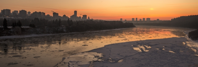 Edmonton Sunrise - 2