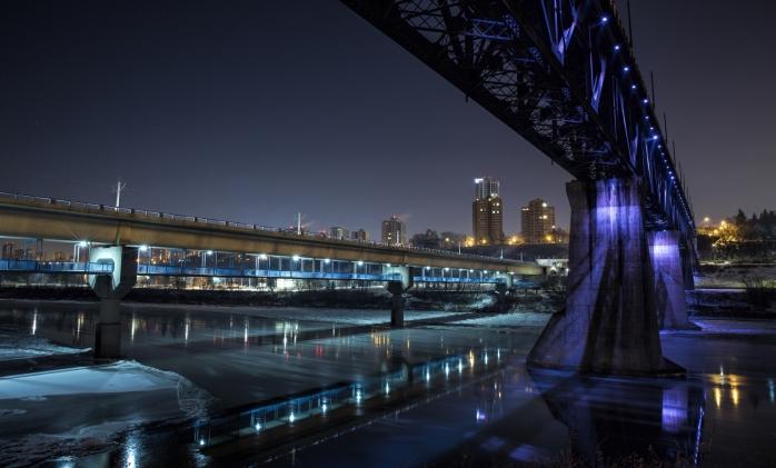 High Level Bridge - Edmonton