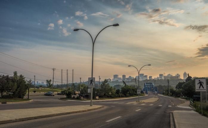 Dawson Bridge - Edmonton River Valley 1