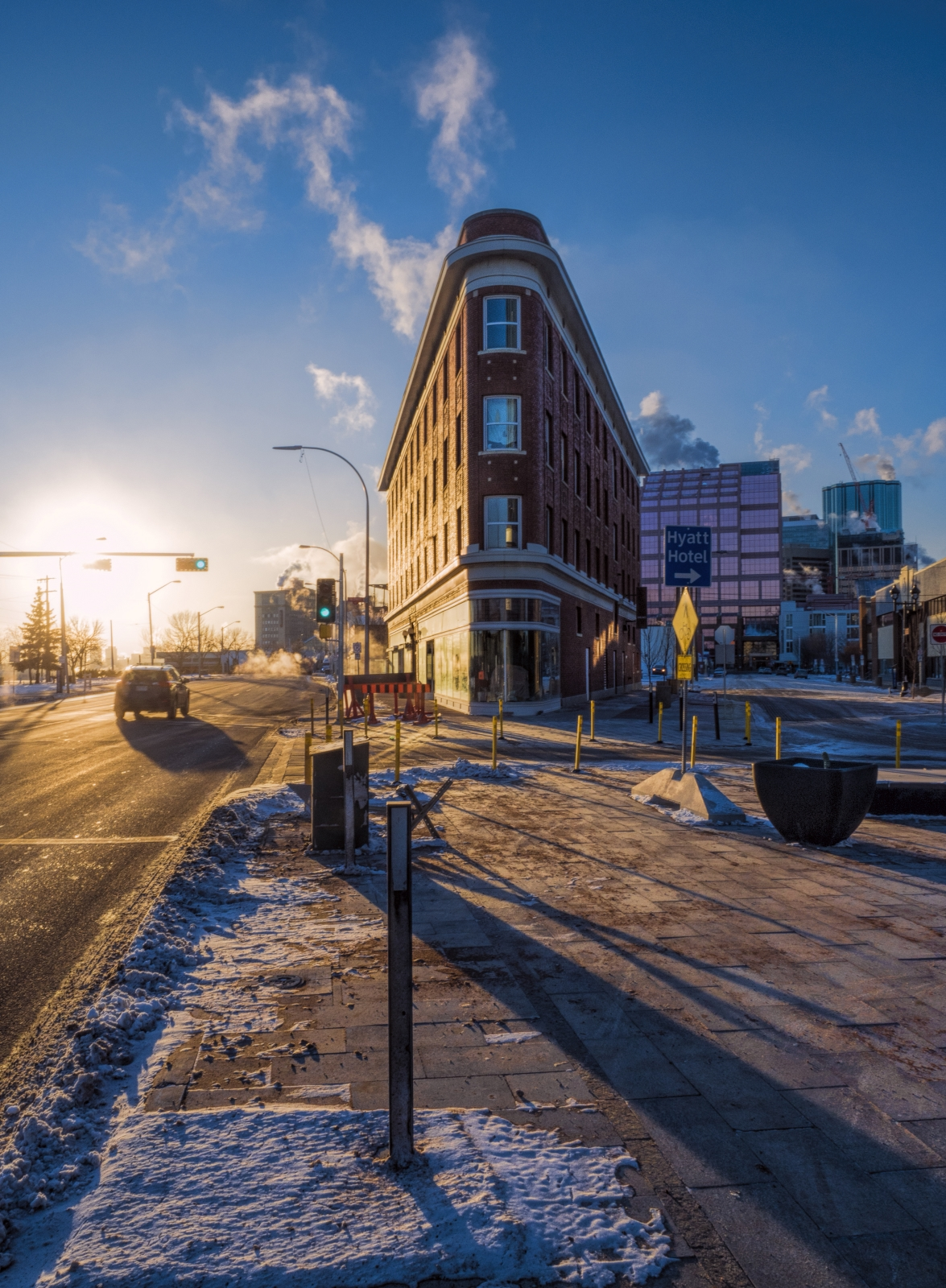 Colder Moments Around Edmonton - 10