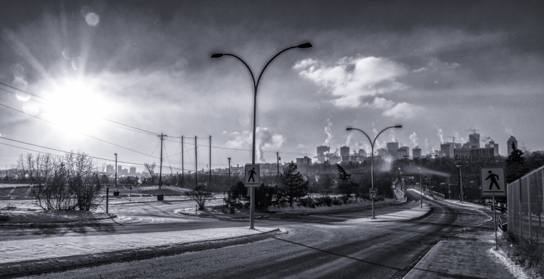 Colder Moments Around Edmonton - 2