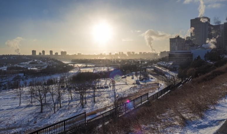Colder Moments Around Edmonton - 3