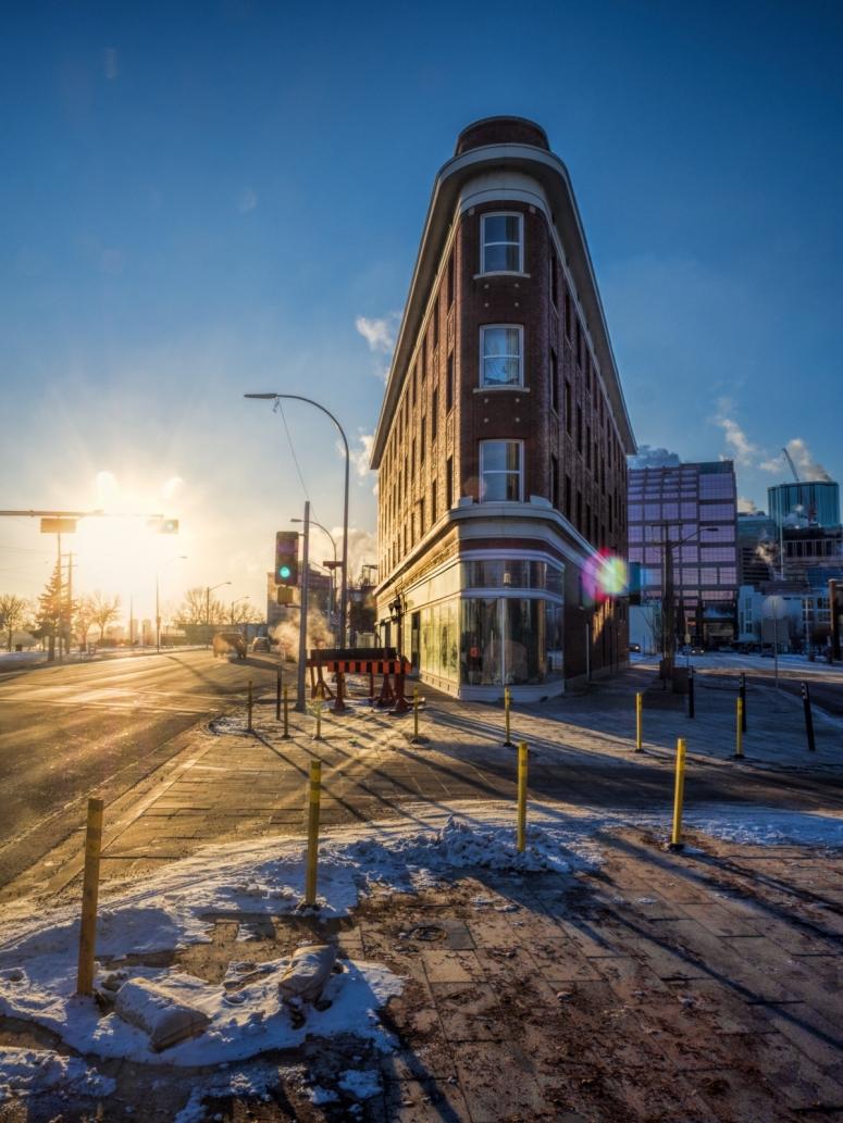 Colder Moments Around Edmonton - 4
