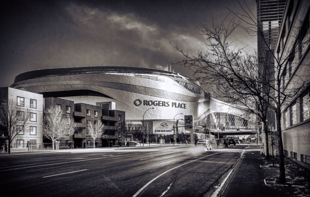 Colder Moments Around Edmonton - 5