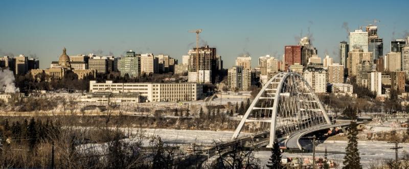Colder Moments Around Edmonton - 6