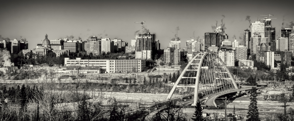 Colder Moments Around Edmonton - 7