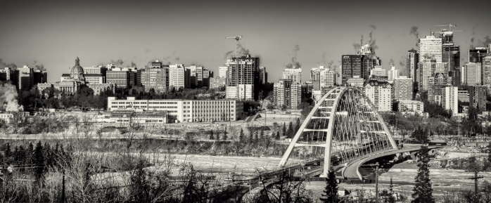 Colder Moments Around Edmonton - 7