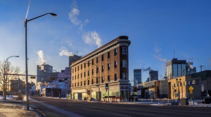 Colder Moments Around Edmonton - 8