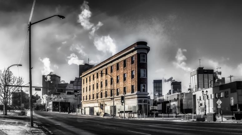 Colder Moments Around Edmonton - 9