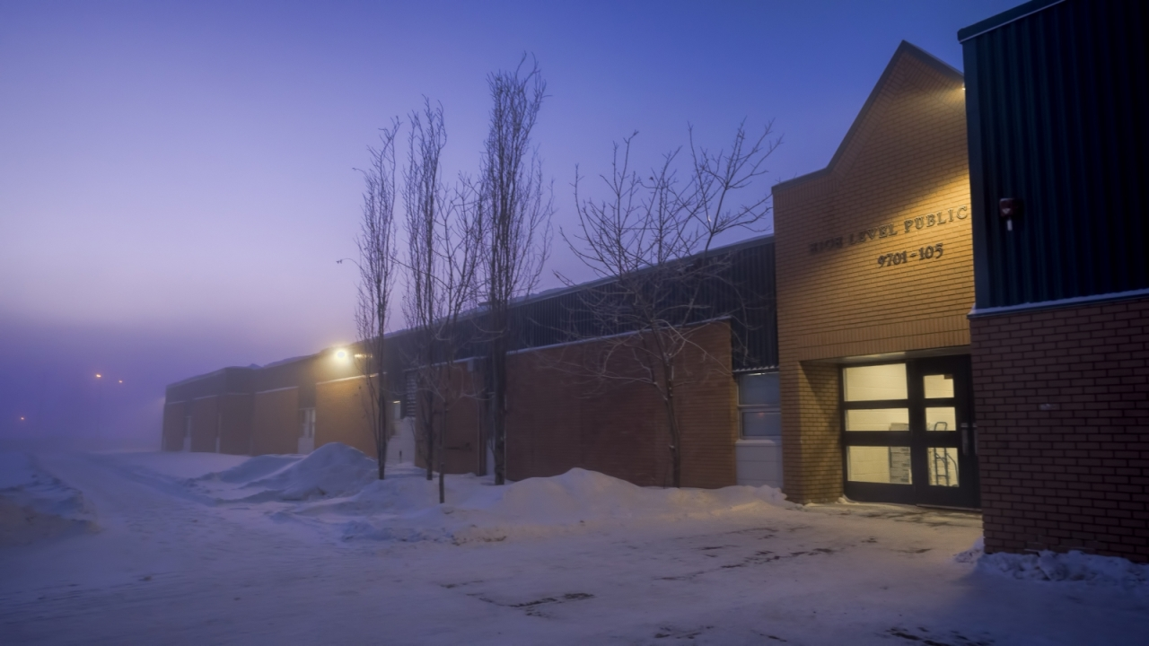 January Mists - High Level, Alberta 4
