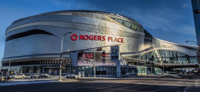 Rogers Place - Edmonton, Alberta Canada 1