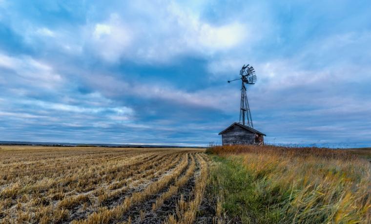 Windmill Pump House 1
