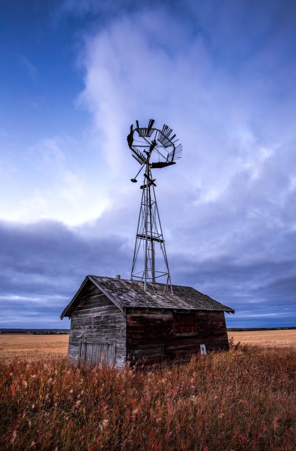 Windmill Pump House 2