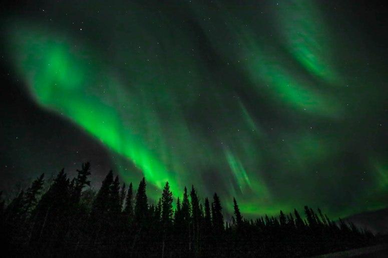 Indian Cabins - Aurora