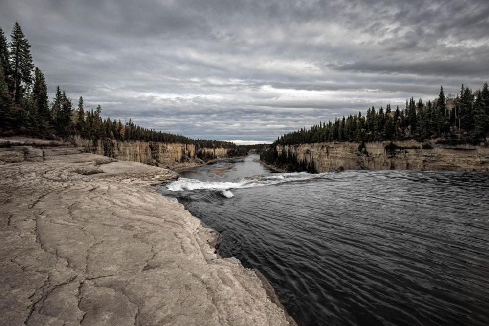 Alexandra Falls, Twin Lakes Territorial Park, NWT 1