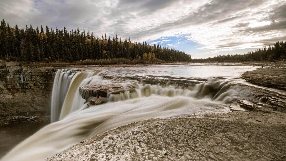 Alexandra Falls, Twin Lakes Territorial Park, NWT 2