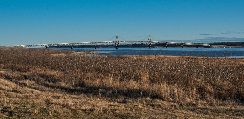 Fort Providence, NT - Bridge 1