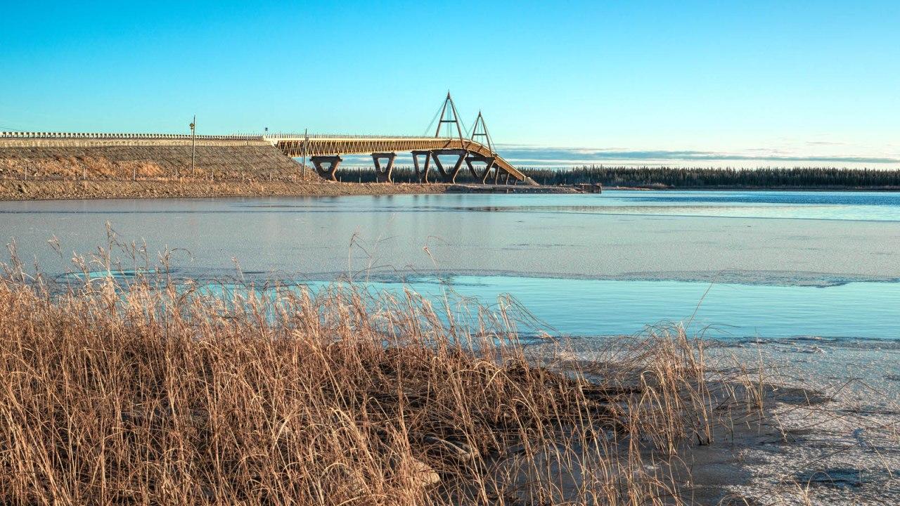 Fort Providence, NT - Bridge 2