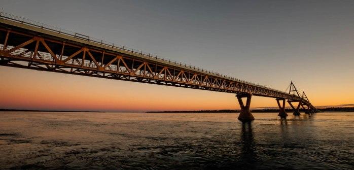 Fort Providence, NT - Bridge 3