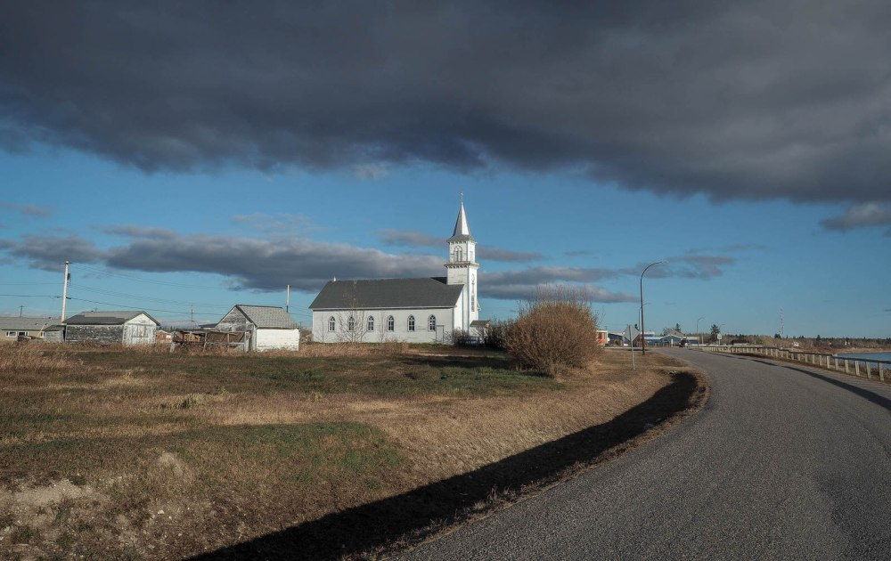 Fort Providence, NT - Church