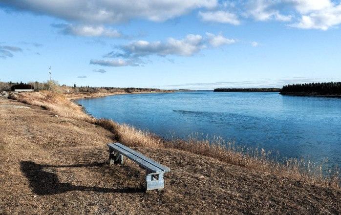 Fort Providence, NT - Mackenzie River