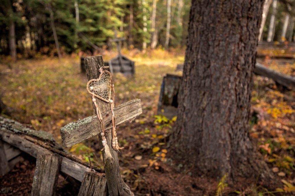 Indian Cabins, Alberta 1
