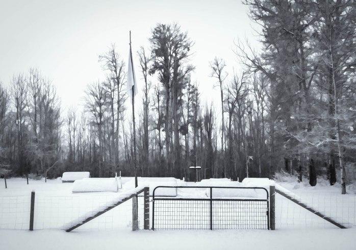 Burial Houses – Rocky Lane, Alberta 2