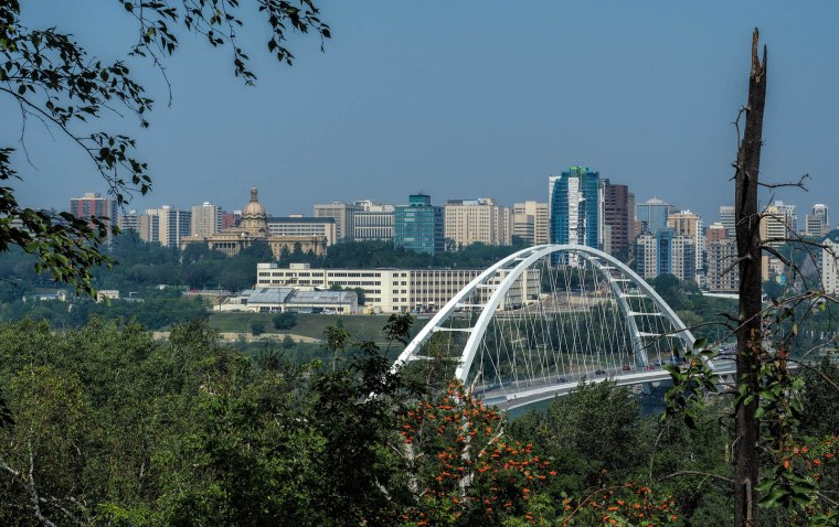 Walterdale Bridge - Edmonton, Alberta