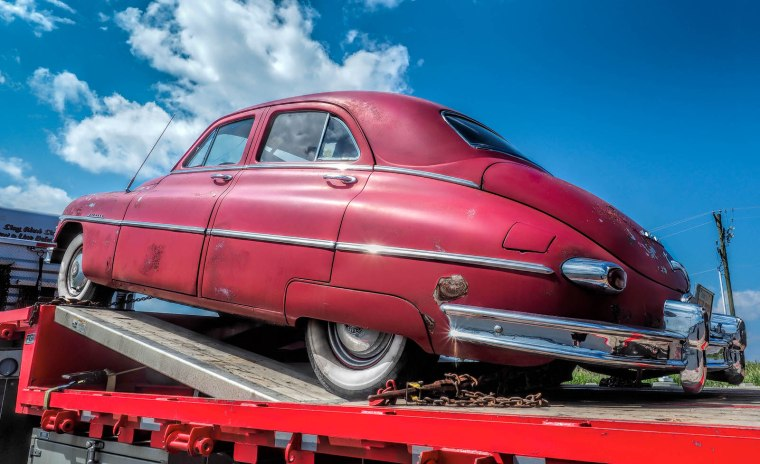 Packard Transport - Southern Alberta 1
