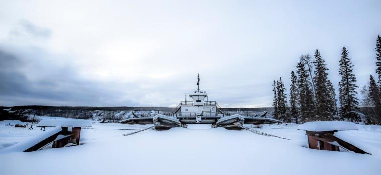Ferry - Tompkins Landing