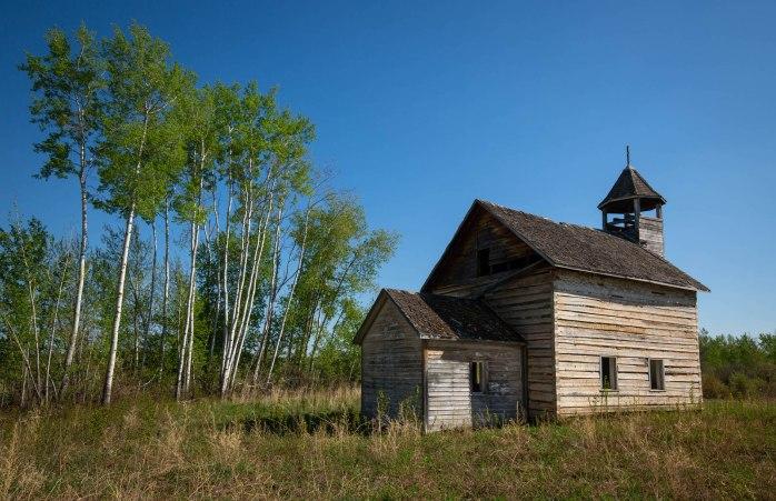St. Louis Catholic Mission - Fort Vermilion, N. Settlement