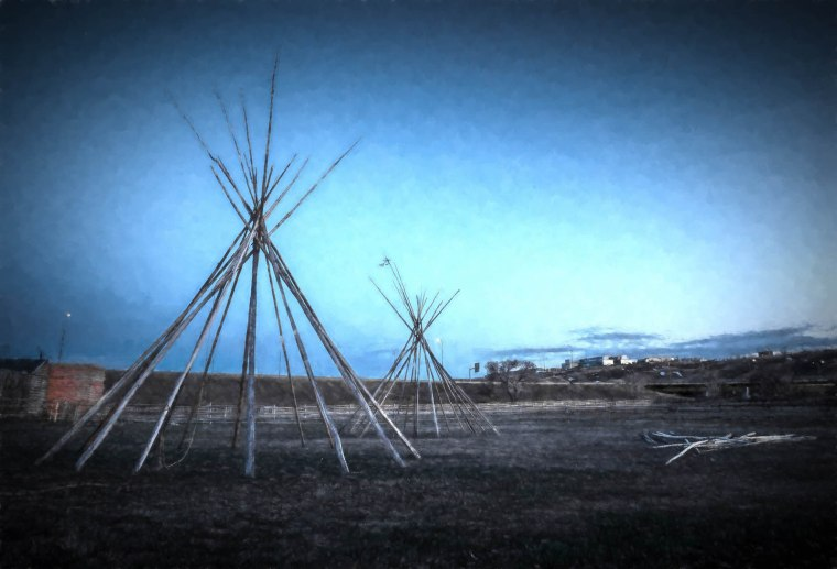 Teepee Frames & University of Lethbridge
