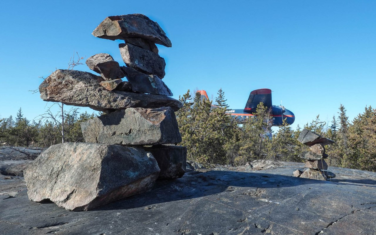 Yellowknife, NT - Walkabout 2