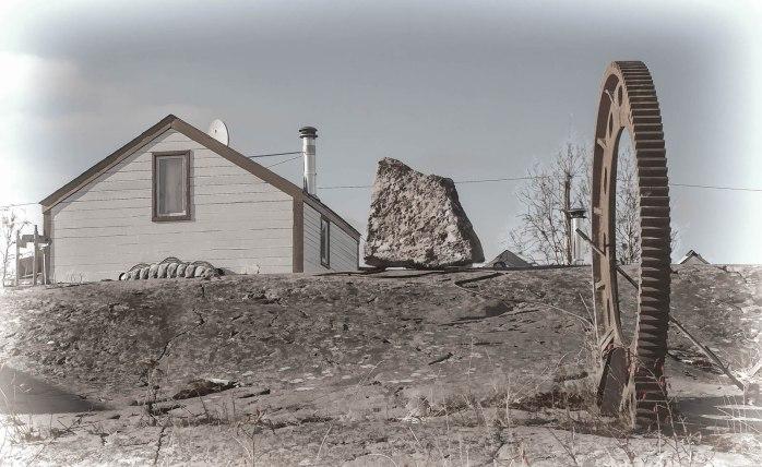 Along Ragged Ass Road - Yellowknife, NT, Canada - 1