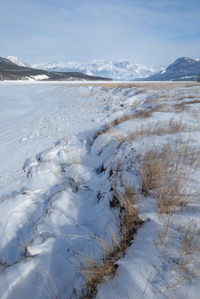Abraham Lake, Alberta, Canada - 3
