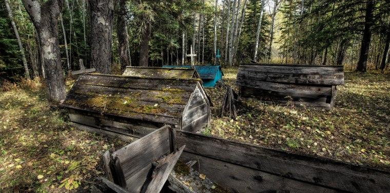 Indian Cabins, Alberta - 2