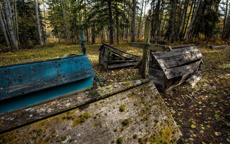 Indian Cabins, Alberta - 3