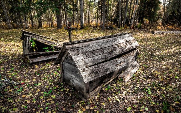 Indian Cabins, Alberta - 4