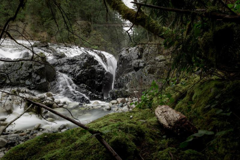 Englishman River Falls 1