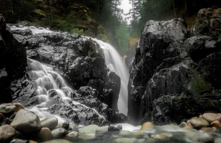 Englishman River Falls 2