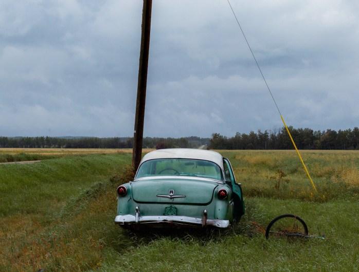 54 Ford Crestline - Manning, Alberta 2
