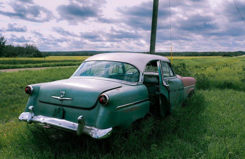 54 Ford Crestline - Manning, Alberta 3