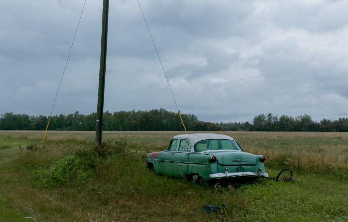 54 Ford Crestline - Manning, Alberta 4