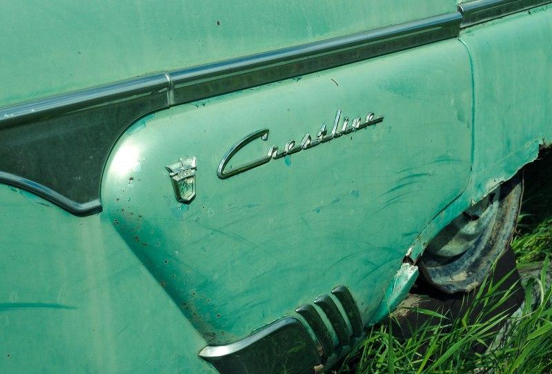 54 Ford Crestline - Manning, Alberta 5